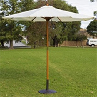 big umbrella hire