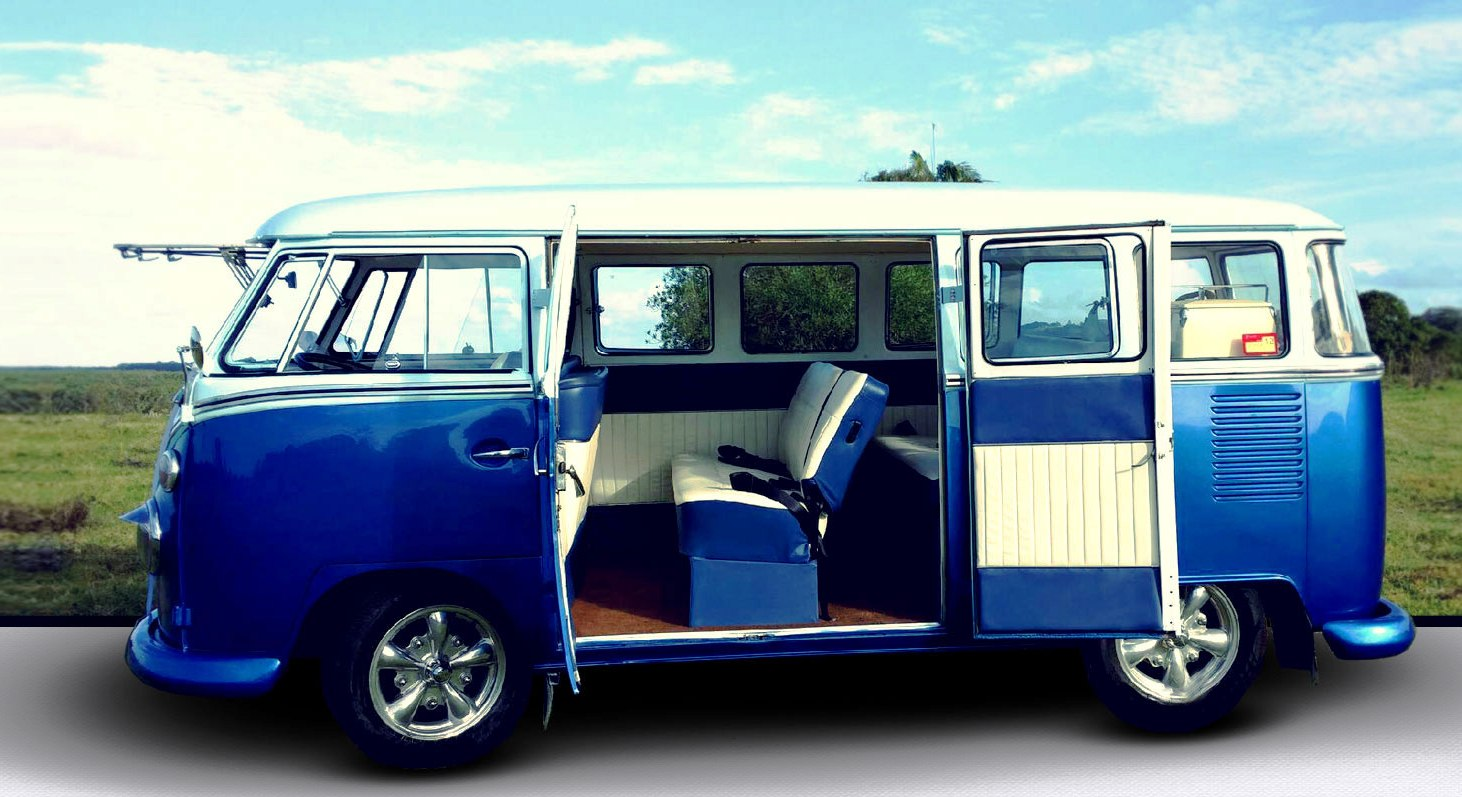 wedding kombi hire noosa sunshine coast