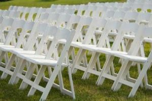Folding Wedding Chairs 100